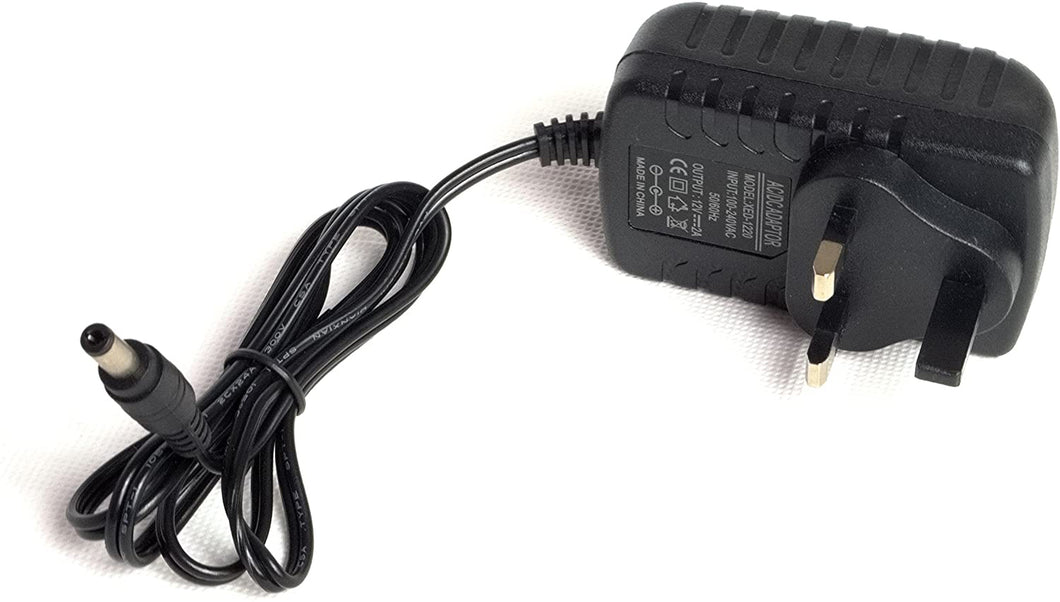 12v DC Regulated 1000ma Switch Mode Power Supply For CCTV DVR