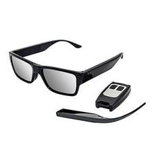Remote Control Touch Activated DVR Spy Camera Video Glasses 16GB 1080p FHD