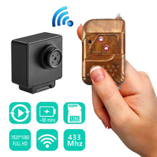 918R Spy Button DVR Camera Video Recorder All In One Remote Control 90 Minute Battery Operated Full HD 1080p