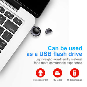 8GB USB Mini Key Fob Sound Recording & Full HD 720p 30fps Video Camera Recorder