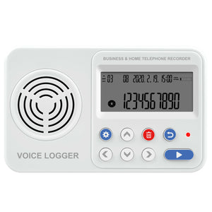 DTR3 Automatic Telephone Landline Recorder Logger Incoming & Outgoing Calls