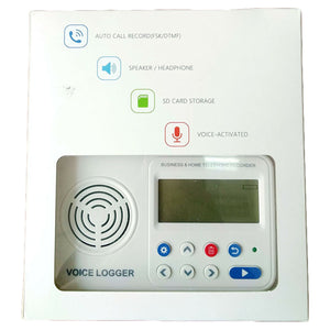 Automatic Single Line Telephone Logger & Voice Recorder With 8GB