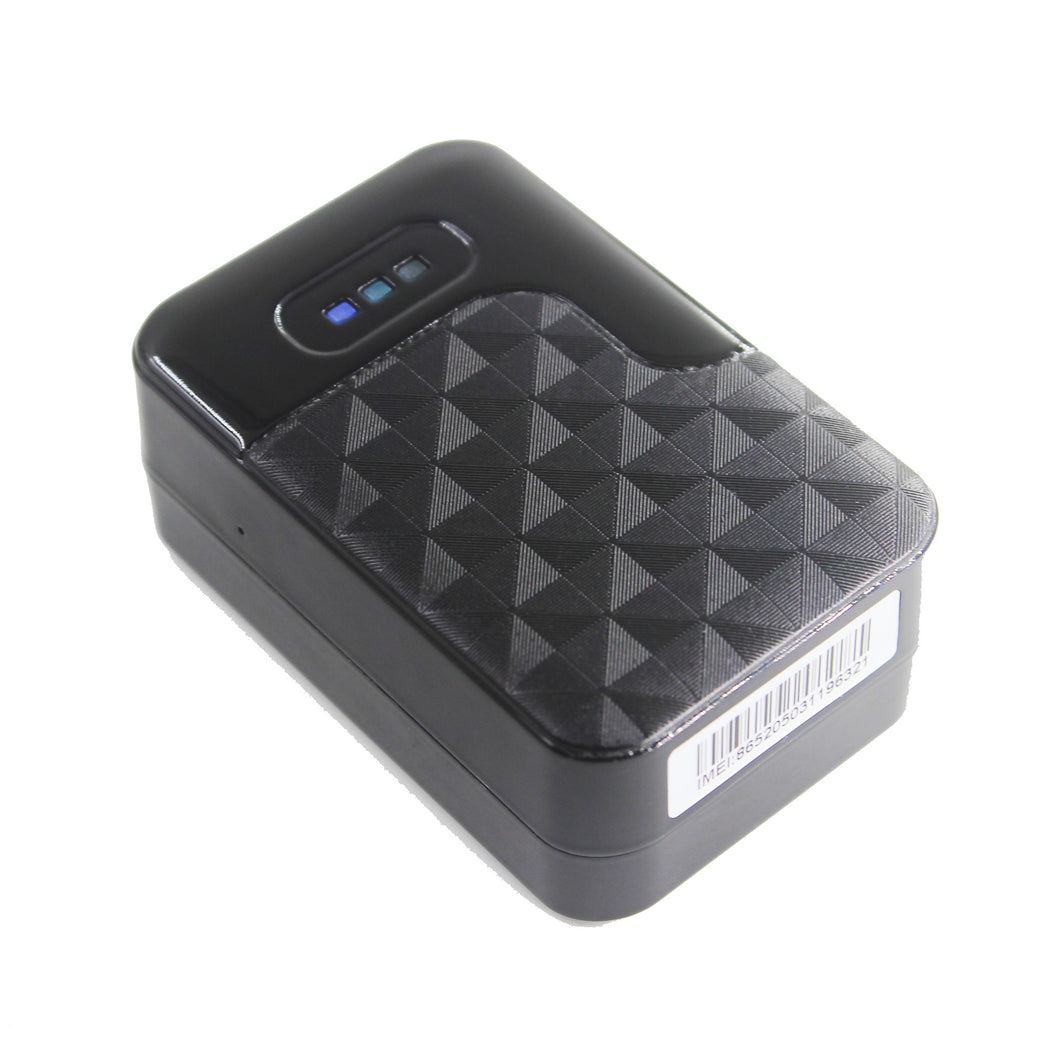 Magnetic GPS Asset Tracker Long Battery Standby Real Time Live Tracking Google Maps