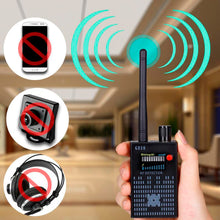 POCKET SIZED WIRELESS RF SPY BUG DETECTOR FREQUENCY SCANNER SWEEPER GSM CDMA GPS TRACKER FINDER 2G, 3G, 4G, 5G, 6G