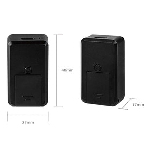 3 in 1 Miniature GPS Tracker / Audio Listening / Sound Recorder 3G/4G/5G Network Sim
