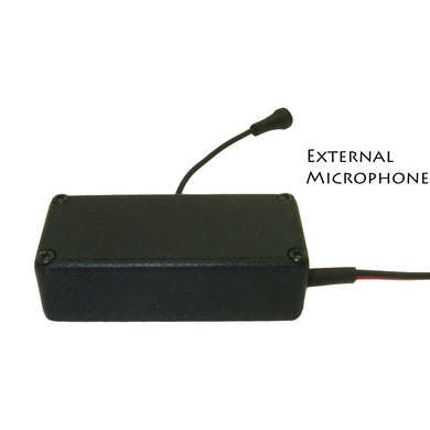MAINS POWERED WIRELESS GSM SPY AUDIO LISTENING MODULE WITH SUPER SENSITIVE EXTERNAL MICROPHONE