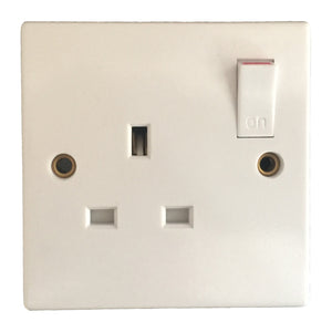 Wireless GSM Audio Monitor Listening Sound Recorder In Single Wall Socket