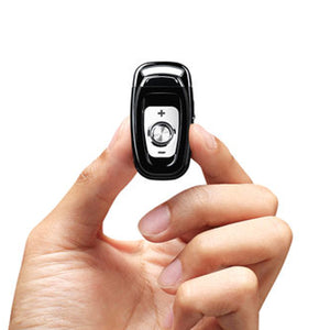 KEYFOB REMOTE SPY AUDIO VOICE RECORDER COVERT SOUND ACTIVATED 48 HOUR BATTERY