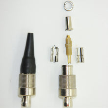 Lemo 3 Pin FVB Microphone Connector for Sennheiser Zaxcom Wisycom Transmitters