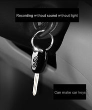 Car Key Digital Voice Recorder 38 Hour Sound Recording 192kbps .wav Format