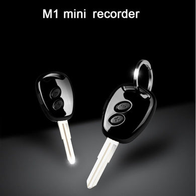 COVERT SPY VOICE RECORDER IN CAR KEY HIDDEN MICROPHONE HIGH QUALITY 192KBPS .WAV