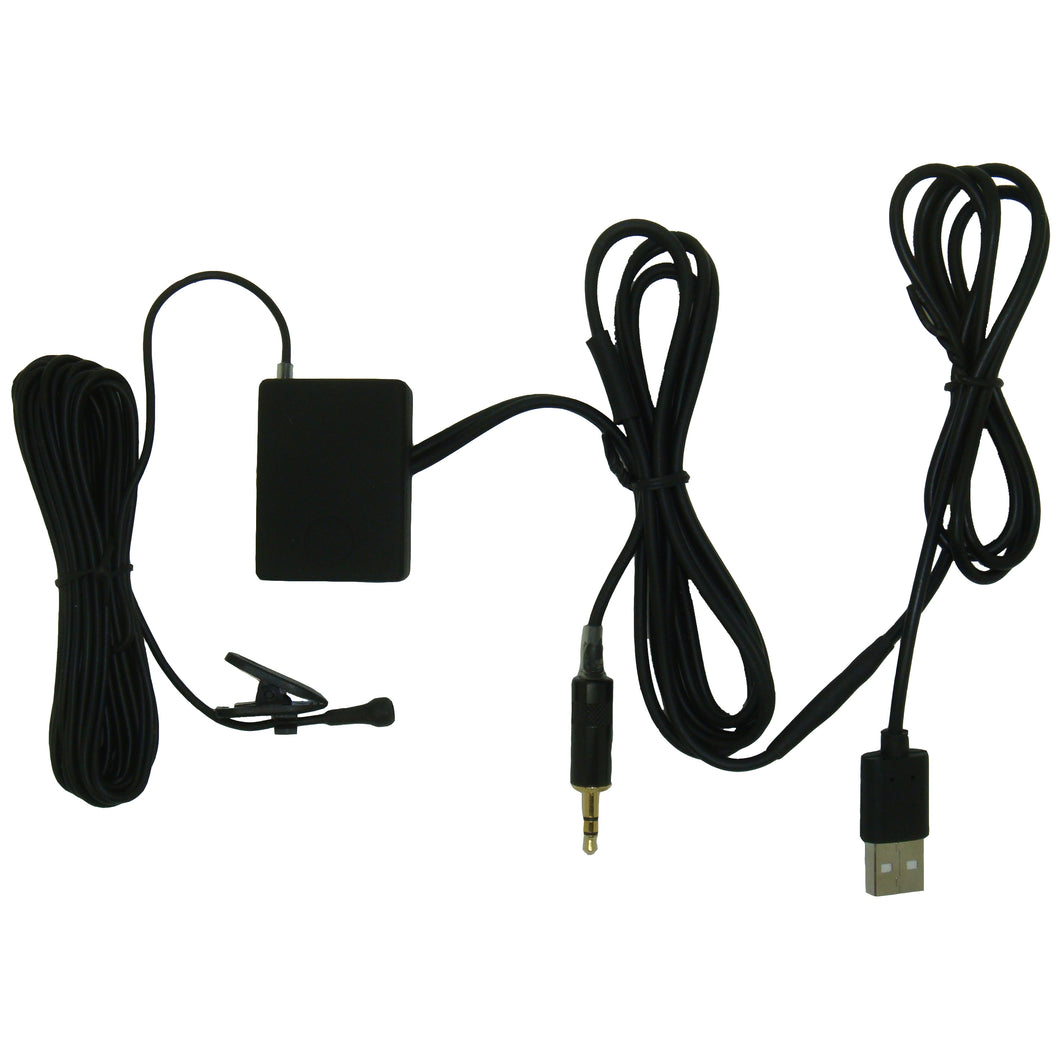 BATTERY OPERATED AMPLIFIER PRE-AMP MIC BOOSTER AND HIGH SENSITIVITY LONG CABLE MICROPHONE