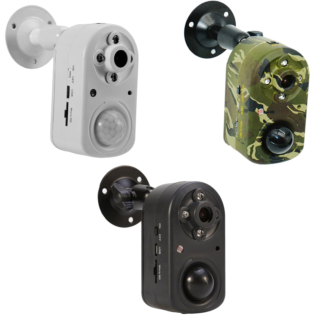 Nature Trail Scouting Hunting 12MP IR Day/Night Camera Full HD 1080p Motion Detection Video & Photo
