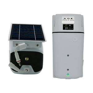 Solar / Battery Powered Wireless Wifi CCTV Security Camera 1080p High Definition
