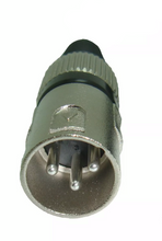 Replacement 3 Pin Male XLR Plug Connector For Mixer/Microphone