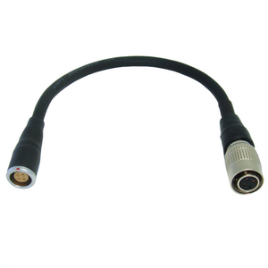 Trantec/Beyer Lemo 4 Pin Adapter Cable Convert To All Body Pack Transmitters