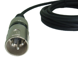 Standard 3 Pin XLR Male / Female to 3.5mm Jack Plug Adapter Lead for Sennheiser Receiver & Microphone