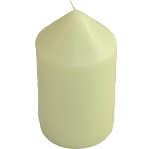 Secret Hidden Stash Ivory Wax Candle Safe Diversion Hiding Place for Valuables Cash & Small Items