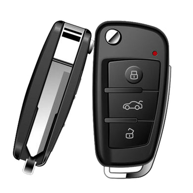 Hidden Car Key Fob Spy Video Camera Recorder Full HD 1080p with Night Vision & Sound