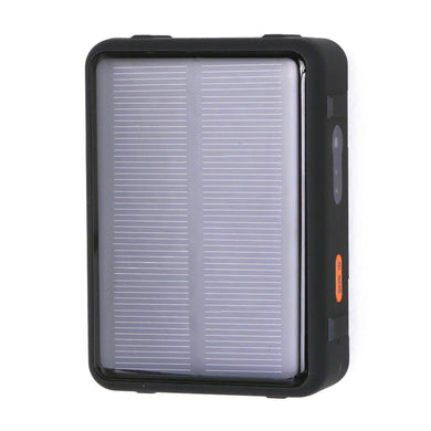 Solar Battery Powered (365 day) 3G/4G Real Time GPS Tracker Geo-Fence Motion Alarm