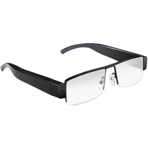 Covert Video Recording Glasses Camera DVR WiFi Sunglasses Eyewear