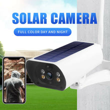 Weatherproof CCTV Security Camera WiFi 4G LTE Solar Power & Battery