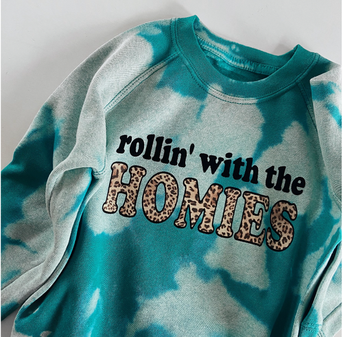 adults ROLLIN' JADE tshirt / sweatshirt