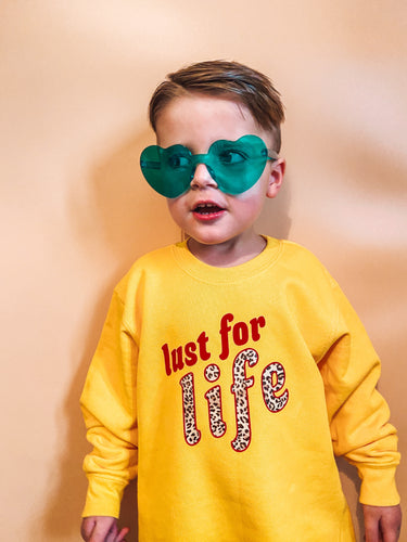 kids LUST FOR LIFE tshirt / sweatshirt