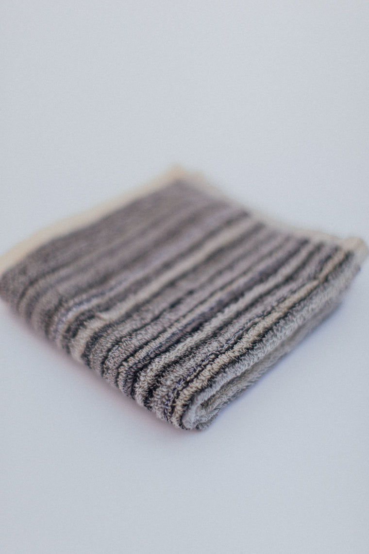 Cove Grey Facecloth