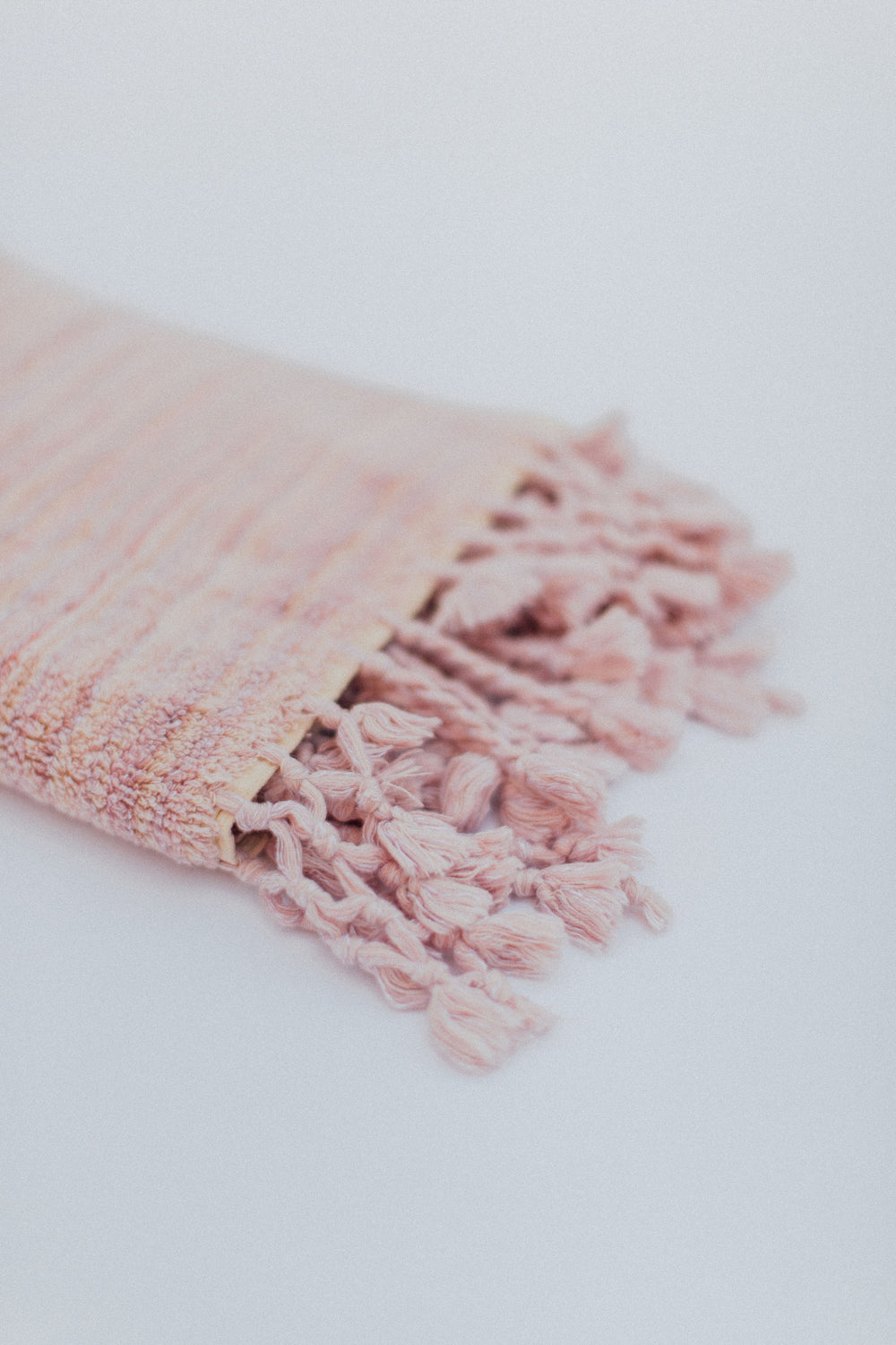 Blush Pink Bath Mat