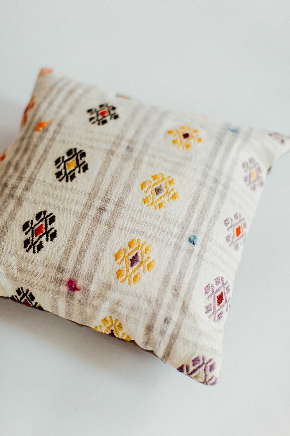 Vintage Turkish Pillow no. 003