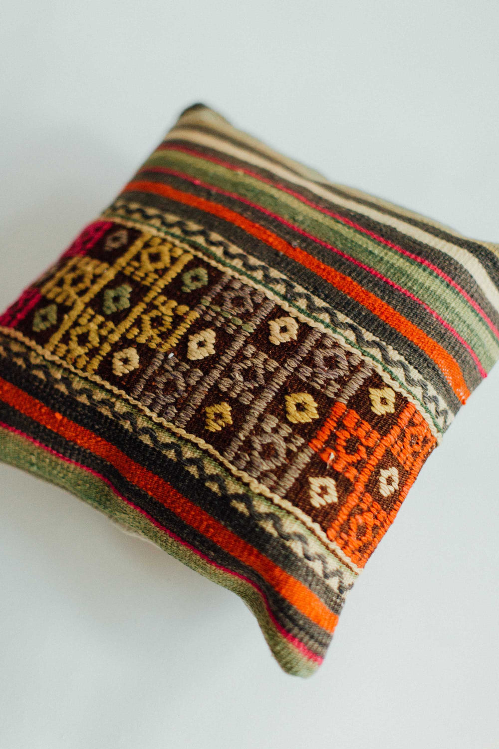 Vintage Turkish Pillow no. 004