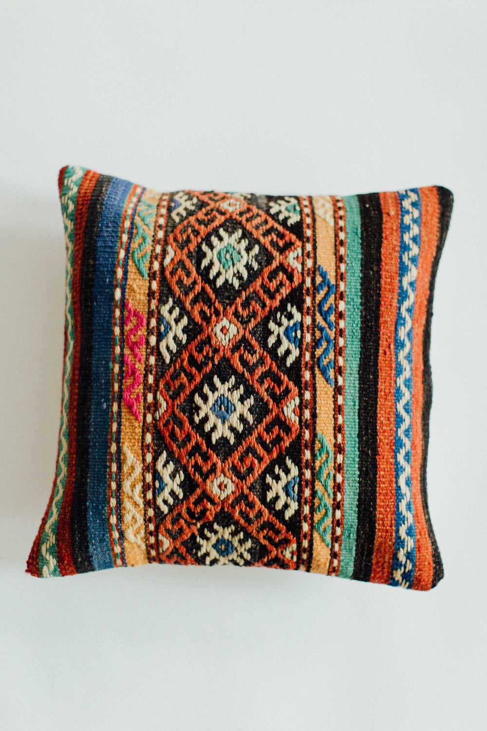 Vintage Turkish Pillow no. 007