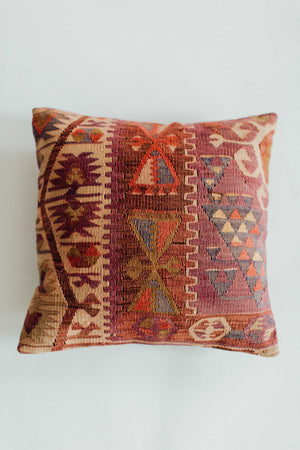 Vintage Turkish Pillow no. 008