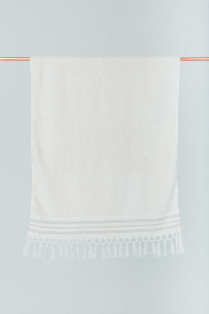 the best bath towel ecru organic cotton turkish bath towel
