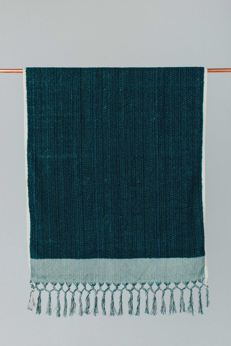 Deep Sea Green Bath Towel
