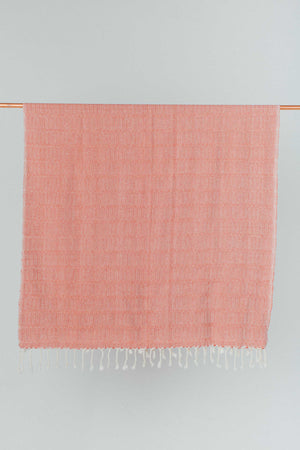 Vermillion Red Essential Towel