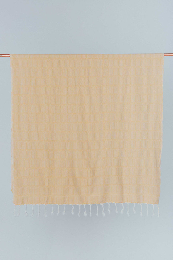 Yellow Ochre Essential Towel