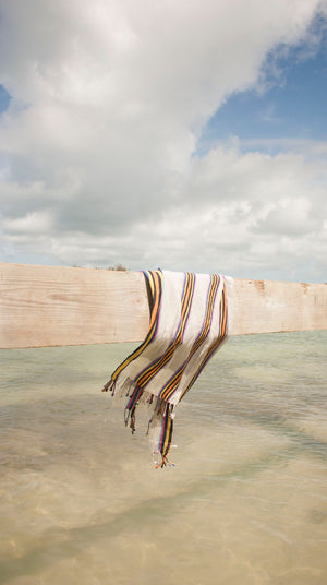 The Beach Stripe Towel