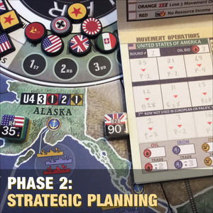 War Room: A Larry Harris Game (Core)