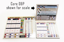 WAR ROOM: Dry-erase O&P Charts (set of 7 Nations)