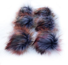 Load image into Gallery viewer, Autumn Horizon Precut Faux Fur
