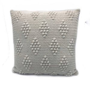 Diamonds in the Puff Throw Pillow