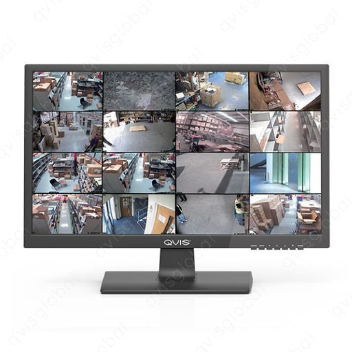 "OYN-X 28"" 4K Ultra High Definition security monitor"