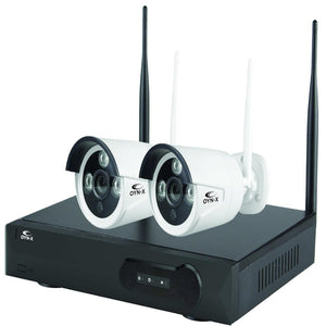 wireless cctv camera kit system