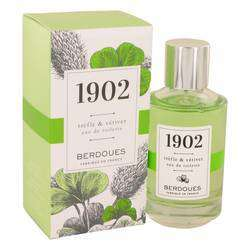 1902 Trefle & Vetiver Women Eau De Toilette Spray - By Berdoues
