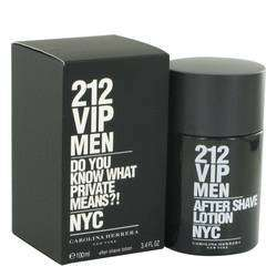 212 Vip Men After Shave - By Carolina Herrera