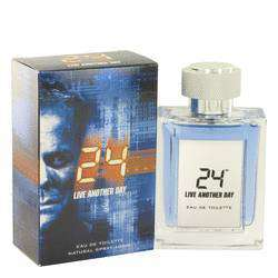 24 Live Another Day Eau De Toilette Spray for Men - By ScentStory