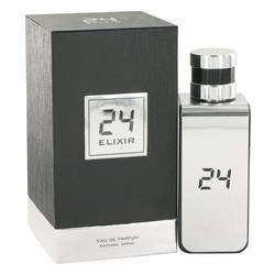 24 Platinum Elixir Eau De Parfum Spray for Men - By ScentStory