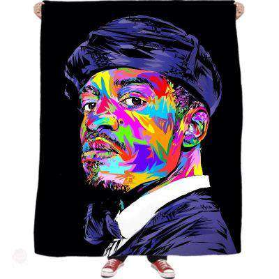 3 Stacks Blanket - Free Shipping - Blankets